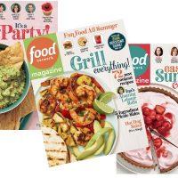 RARE!! Food Network Magazine for $7.50
