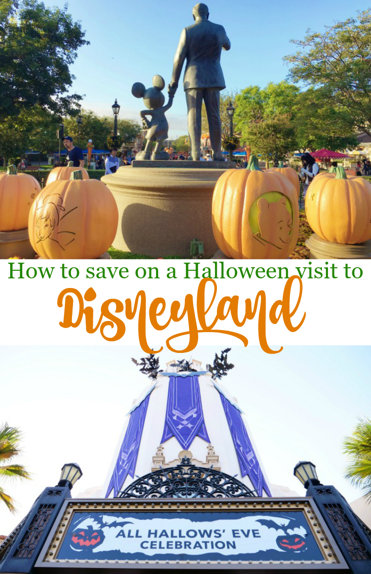 Plan the perfect Halloween trip to Disneyland PLUS save money with these helpful tips!