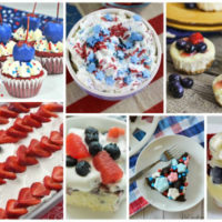 Patriotic Dessert Recipes