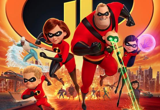 So SUPER!! Incredibles 2 Merchandise!