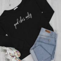 $18 OFF My Favorite Lightweight Sweatshirts + FREE Shipping!