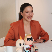 Incredibles 2: Interview with Sophia Bush