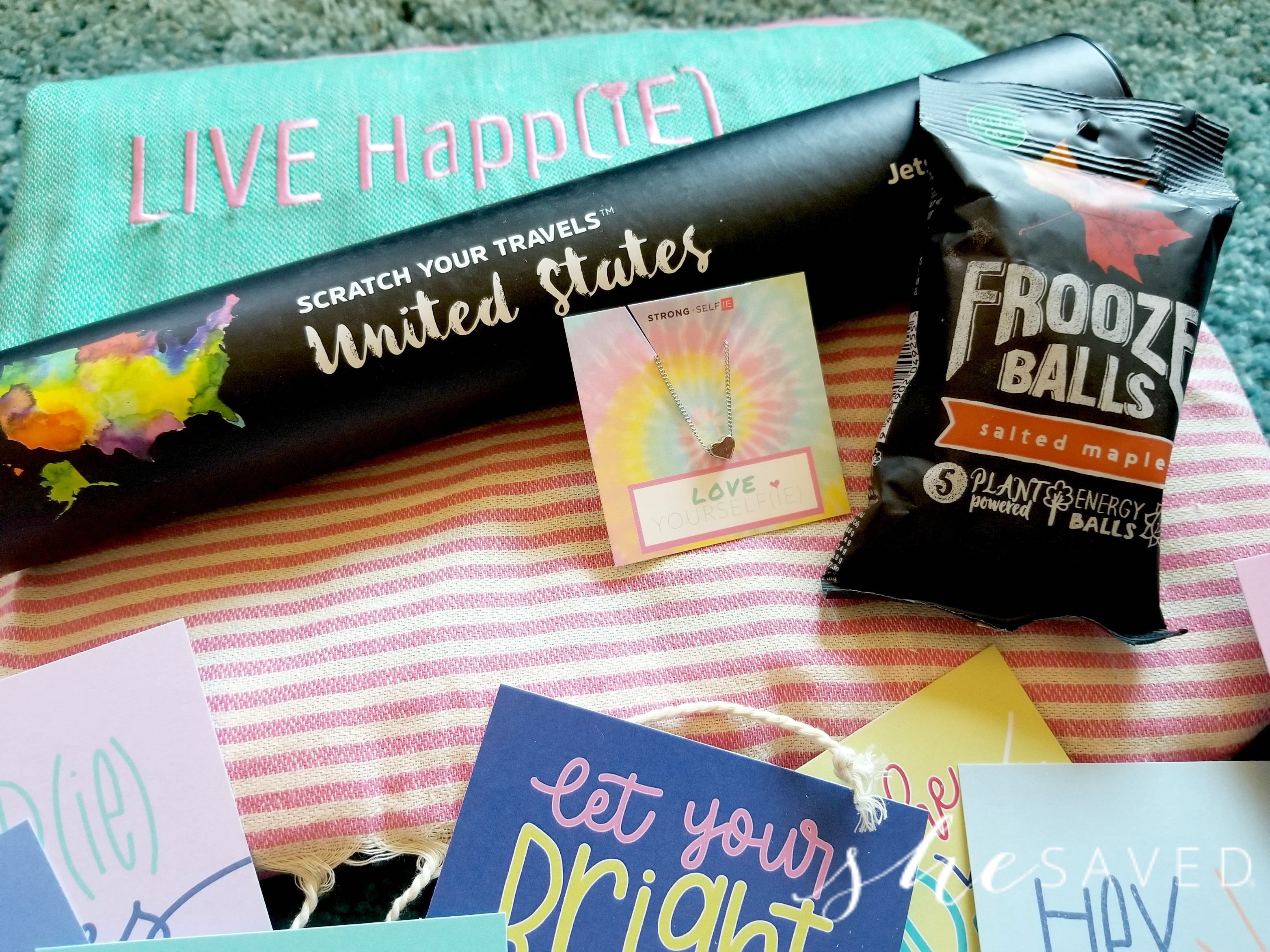 Great Gift Idea For Young Girls Strong Selfie Box Review