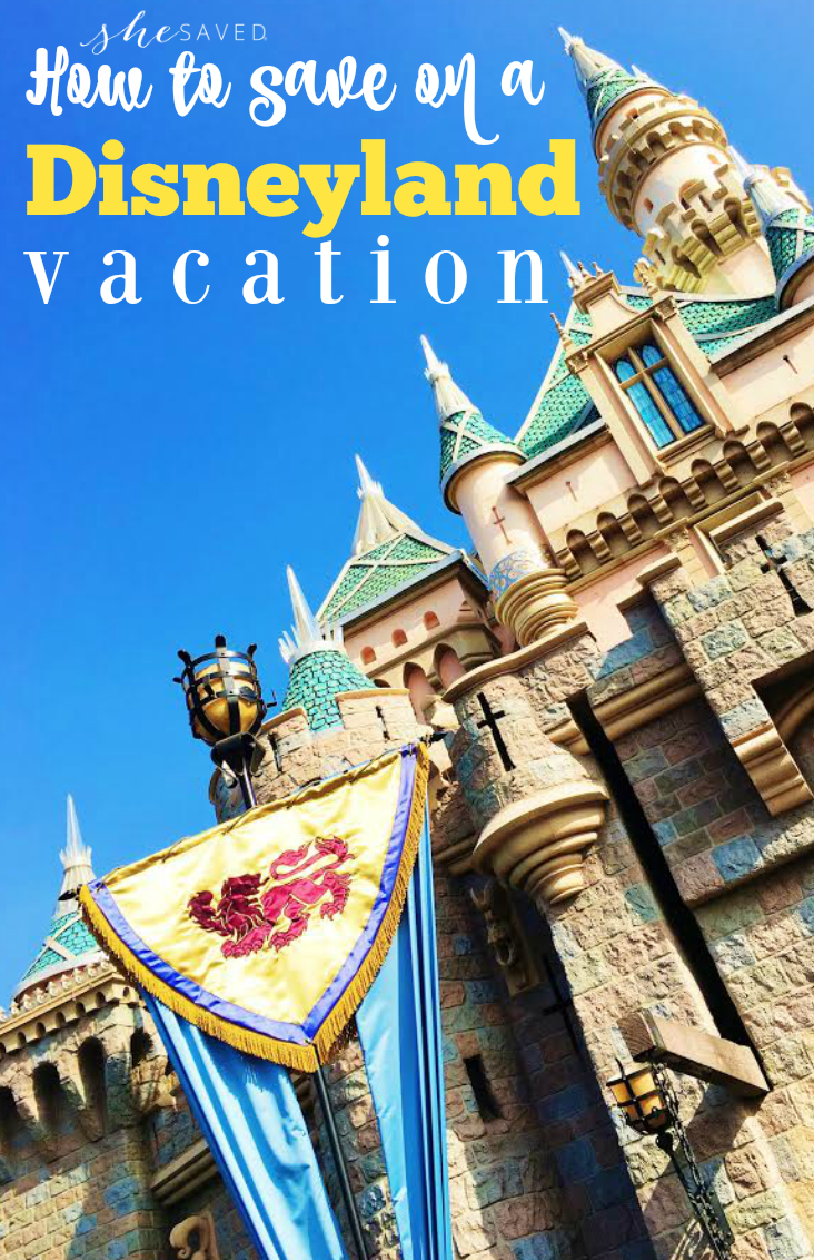 Looking for ways to save at Disneyland?