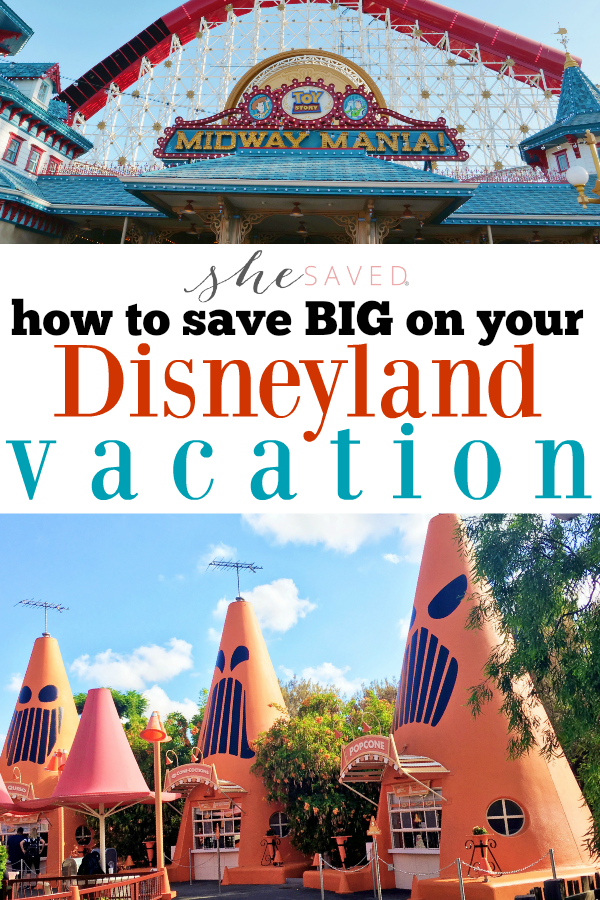 Looking for a deal on Disney travel? Here are some tips and tricks for getting the most for your money and saving at Disneyland!