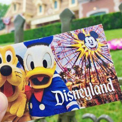 Disneyland Tickets for 2020