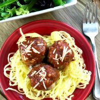 Easy Keto Meatballs Recipe