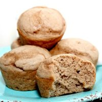 Easy Low Fat Spice Muffin Recipe