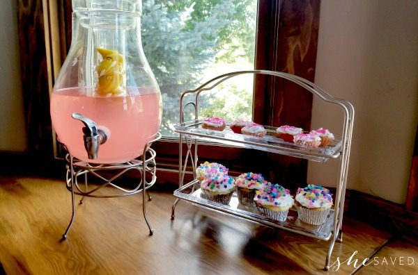 Princess House Festive Products for Summer Entertaining