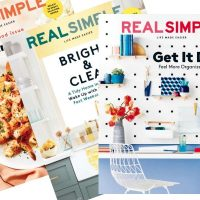Rare Deal! Real Simple magazine for just $6.99