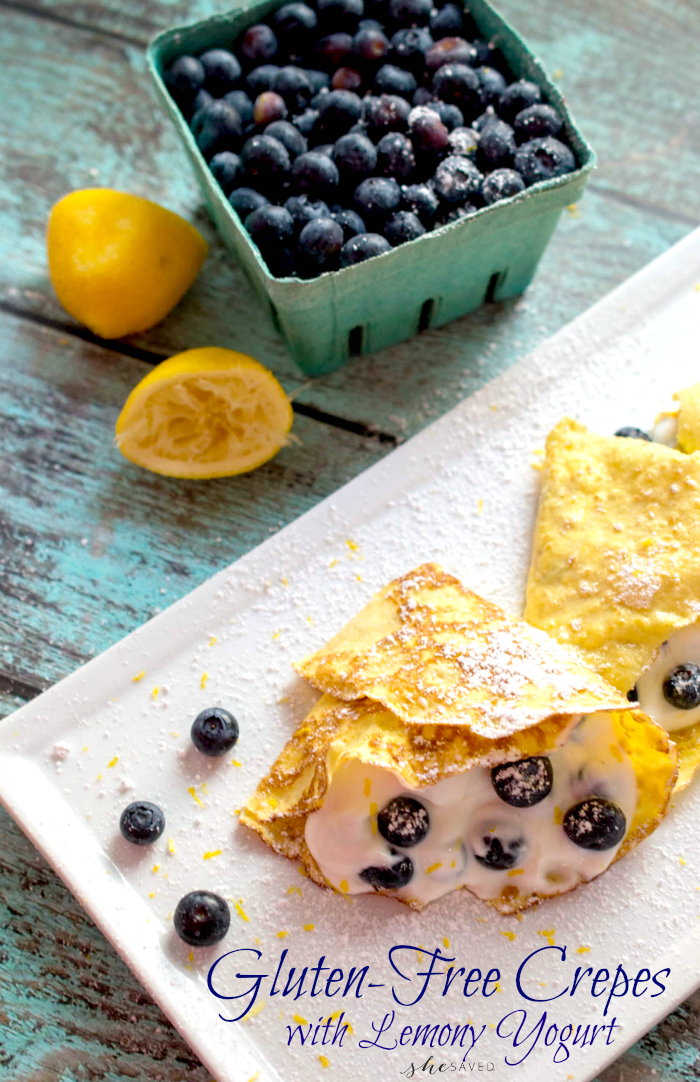 Looking for a good gluten-free breakfast recipe? Make with coconut flour, these gluten-free crepes will be your new favorite!