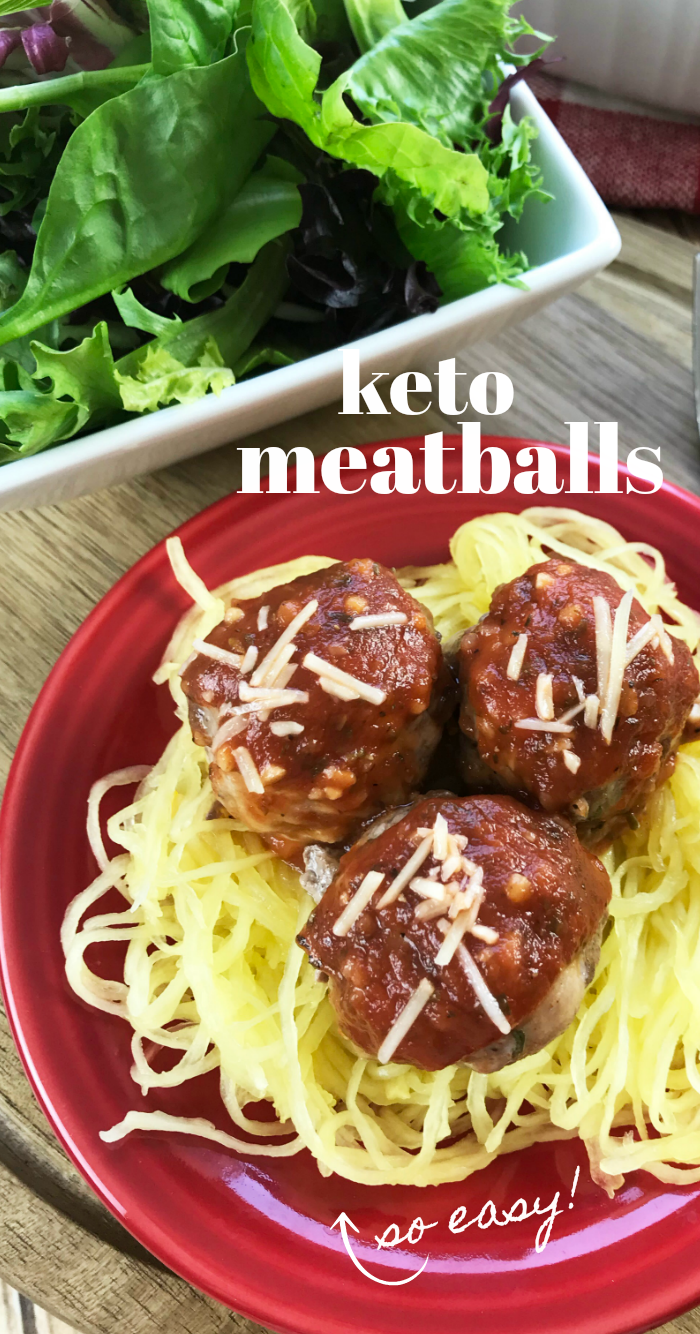 Easy Keto Meatballs Recipe