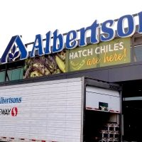 Hatch Chiles at Albertsons on Broadway #EatLifeUp