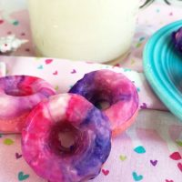 Magical Unicorn Donuts Recipe