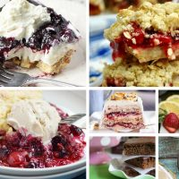 Delicious Dishes Party: Easy Summer Dessert Recipes