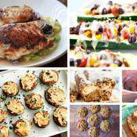 Delicious Dishes Party: Favorite Zucchini Recipes