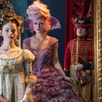 THE NUTCRACKER AND THE FOUR REALMS on Blu-ray NOW!