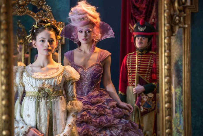 My review of Disney's The Nutcracker