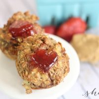 Protein Packed PBJ Muffin Recipe