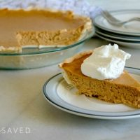 Best EASY Creamy Pumpkin Pie Recipe