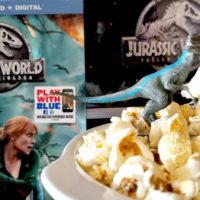 Family Time! Our Jurassic World: Fallen Kingdom Movie Party