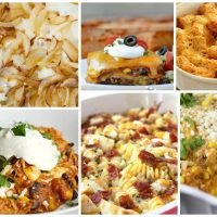 Delicious Dishes Party: Favorite Casserole Recipes