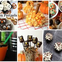 Delicious Dishes Party: Easy Halloween Recipes