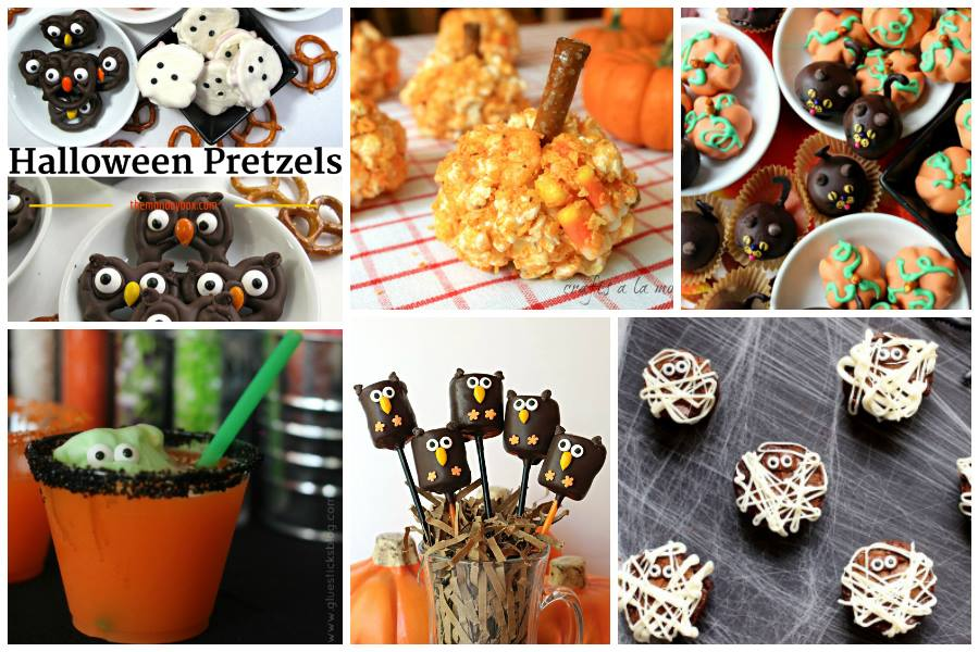 easy halloween recipes
