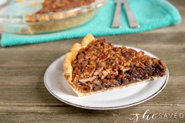Easy Chocolate Pecan Pie Recipe