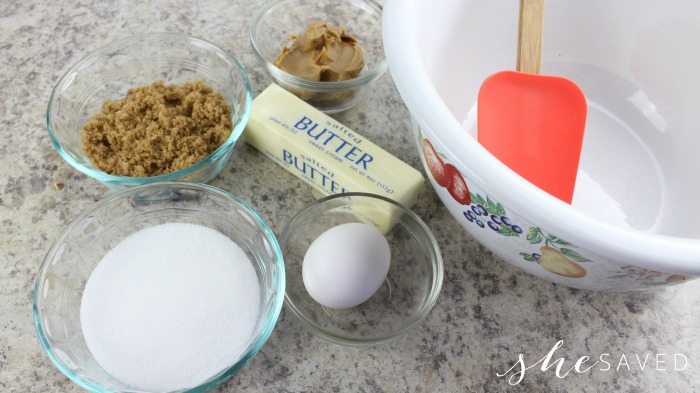 Raisin Bran Crunch Cookie Ingredients