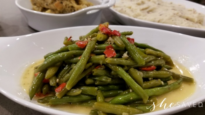 Omaha Steak Thanksgiving Green Beans