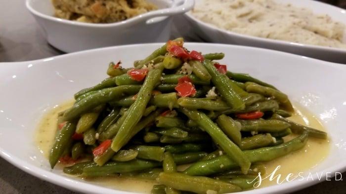 Omaha Steak Thanksgiving Green Beans
