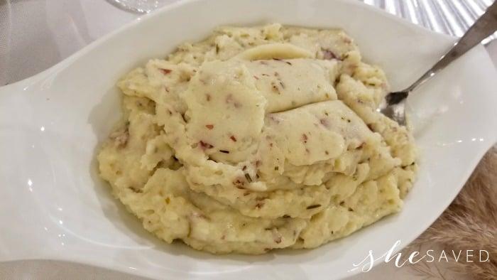 Omaha Steak Thanksgiving Mashed Potatoes