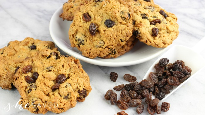 Raisin Bran Cookie