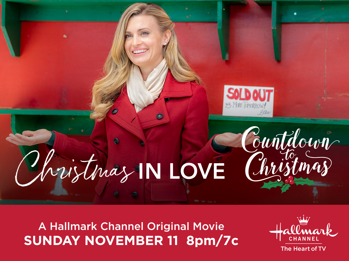 hallmark channels christmas in love giveaway