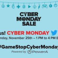 RSVP Here! GameStop Cyber Monday Twitter Party Nov 25th at 1pm – 4pm ET ($2000+ in Prizes!)