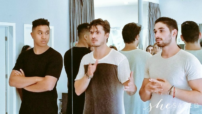 DWTS Dance Lessons with Gleb at Pro Dance LA