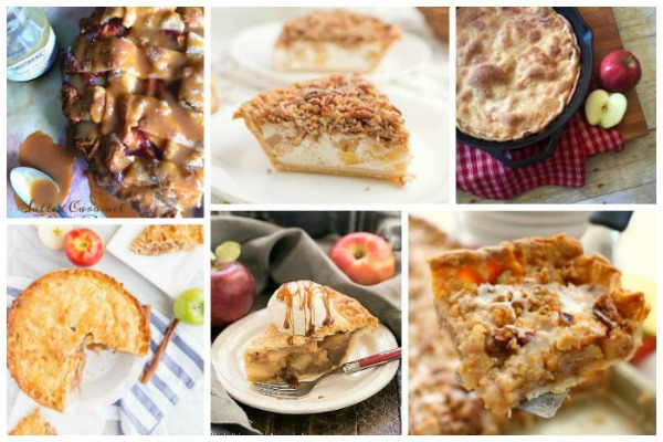 Favorite Apple Pie Recipes mom blogger and online influencer Keri Lyn from SheSaved @SheSaved SheSaved.com