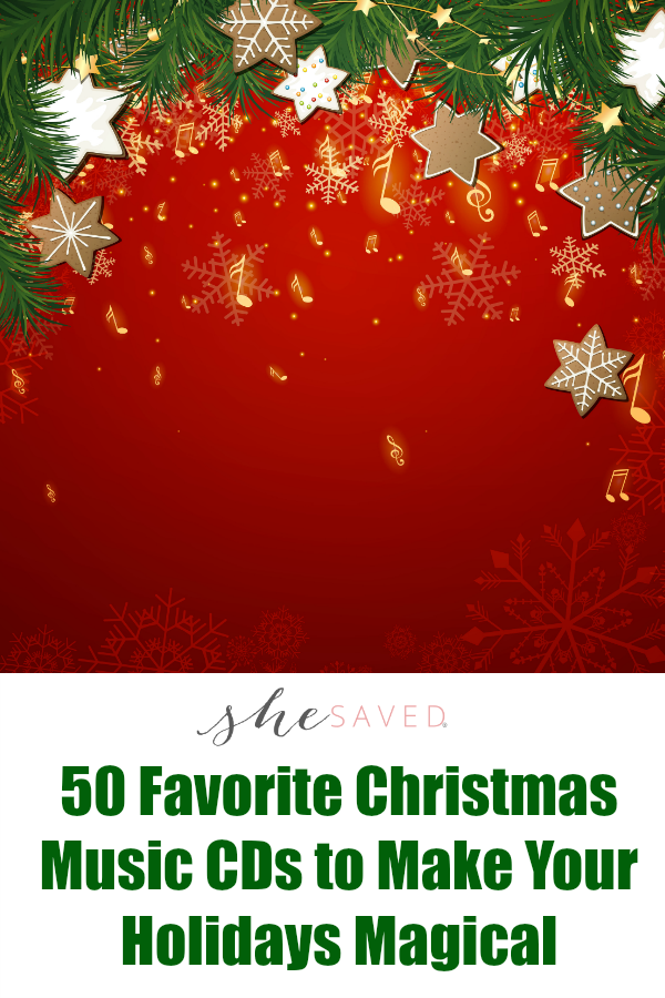 Favorite Christmas Music CDs