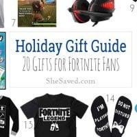Fortnite Gift Ideas