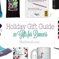 Holiday Gift Guide: Gift Ideas for Dancers