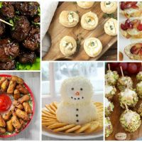 Delicious Dishes Party: Holiday Party Food and Appetizers