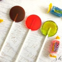 EASY! How to Make Jolly Rancher Lollipops
