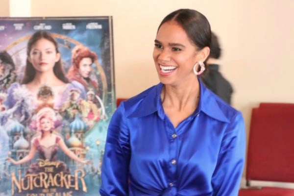 Misty Copeland Adds the Magic to THE NUTCRACKER AND THE FOUR REALMS!