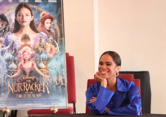 Misty Copeland in The Nutcracker