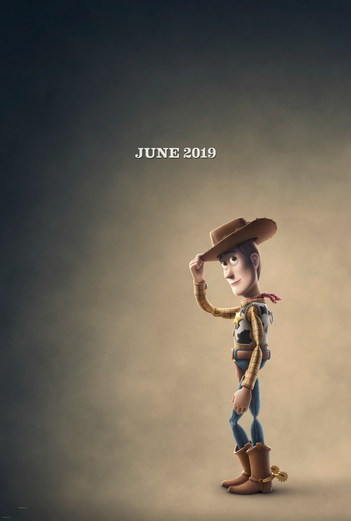 New Toy Story Poster