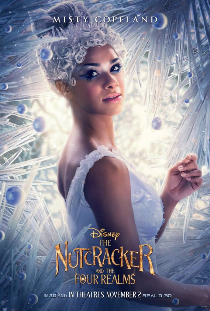 Nutcracker Misty Copeland