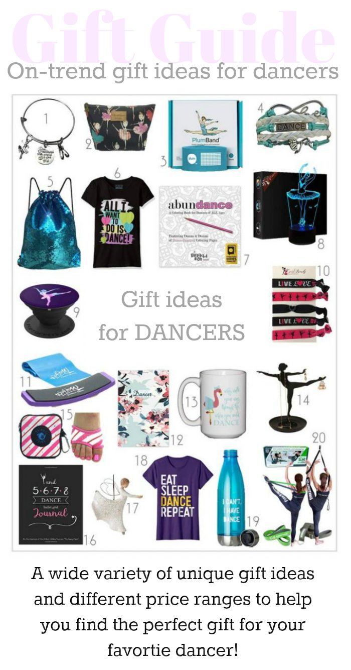 On-Trend Gifts for Dancers