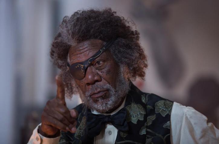 Morgan Freeman in the Nutcracker