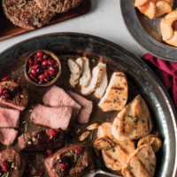 GREAT Gift Idea: Omaha Steaks Family Gourmet Feast (75% Off + includes 4 Free Burgers!)